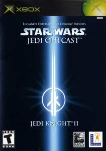 Star Wars: Jedi Outcast Jedi Knight II - Xbox Game