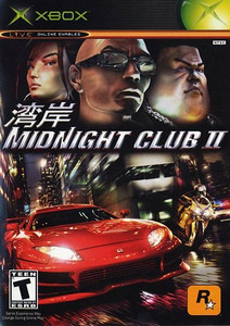Midnight Club II - Xbox Game