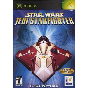 Star Wars: Jedi Starfighter - Xbox Game