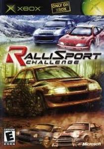 Ralli Sport Challenge - Xbox Game