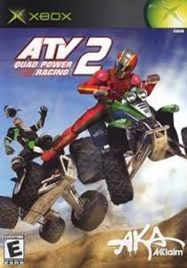 ATV 2 Quad Power Racing - Xbox Game