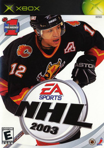 NHL 2003 Hockey - Xbox Game