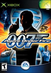 007 Agent Under Fire James Bond - Xbox Game
