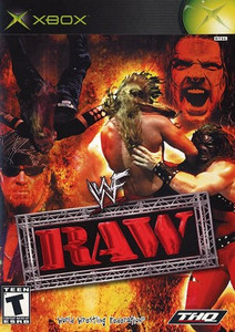 WWF RAW - Xbox Game