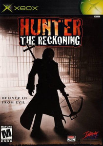 Hunter The Reckoning - Xbox Game