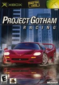 Project Gotham Racing - Xbox Game