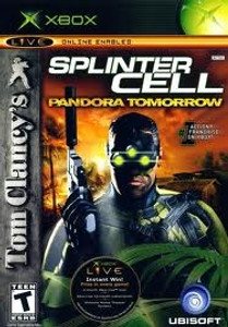Splinter Cell:Pandora Tomorrow - Xbox Game