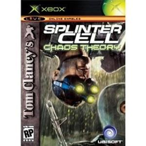 Splinter Cell Chaos Theory - Xbox GameSplinter Cell:Chaos Theory - Xbox Game