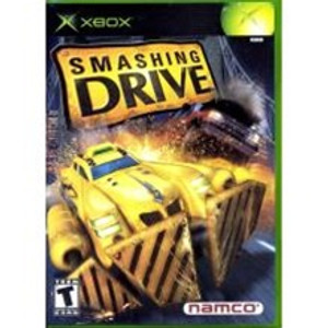 Smashing Drive - Xbox Game