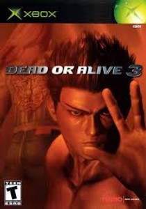 Dead or Alive 3 - Xbox Game