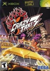 Crazy Taxi 3: High Roller - Xbox Game