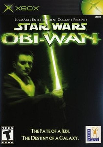 Star Wars:Obi-Wan - Xbox Game