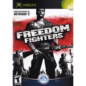 Freedom Fighters - Xbox