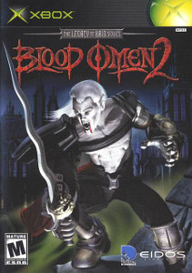 Blood Omen 2 - Xbox Game