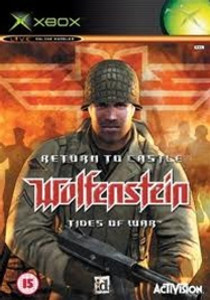 Return To Castle Wolfenstein - Xbox Game