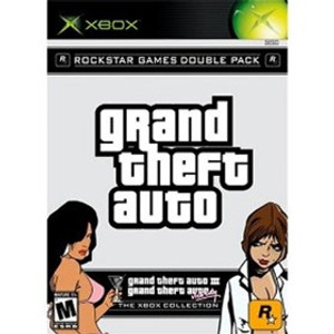 Grand Theft Auto Double Pack - Xbox Game