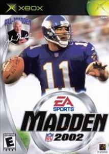 Madden 2002 - Xbox Game