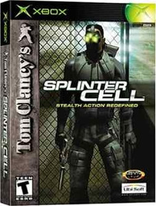 Splinter Cell - Xbox Game