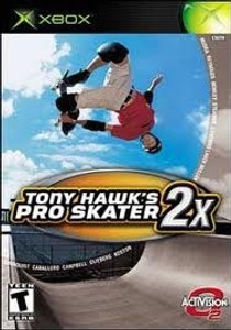Tony Hawk's Pro Skater 2X - Xbox Game