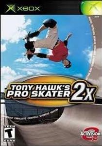 Tony Hawk's Pro Skater 2X - Xbox Game