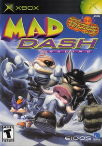 Mad Dash Racing - Xbox