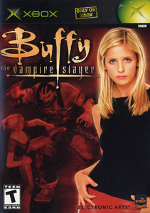 Buffy The Vampire Slayer - Xbox Game