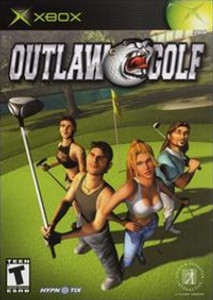 Outlaw Golf - Xbox Game