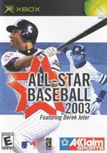 All-Star Baseball 2003 - Xbox Game