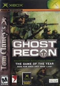 Ghost Recon - Xbox Game