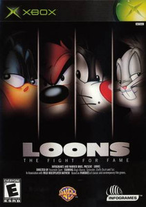 Loons: The Fight For Fame - Xbox Game