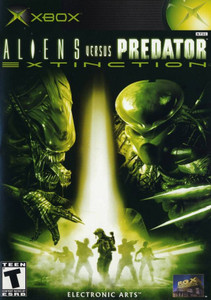 Aliens Vs Predator Extinction - Xbox Game