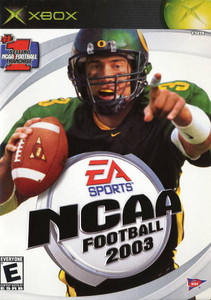 NCAA Football 2003 - Xbox Game