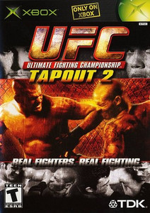 UFC Tapout Ultimate Fighting Championship - Xbox Game