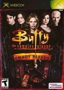 Buffy The Vampire Slayer: Chaos Bleeds - Xbox Game