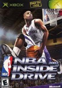 NBA Inside Drive 2002 - Xbox Game