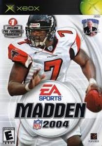 Madden 2004 - Xbox Game