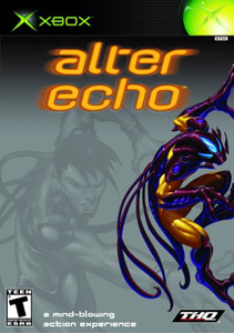Alter Echo - Xbox Game