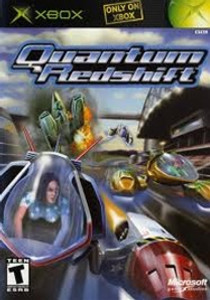 Quantum Redshift - Xbox Game
