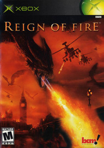 Reign of Fire - Xbox Game