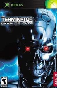 The Terminator: Dawn of Fate - Xbox Game