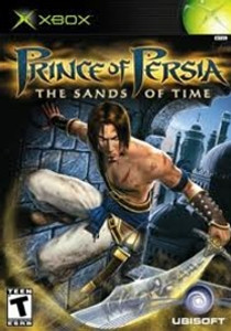 Prince of Persia Sands of Time - Xbox Game