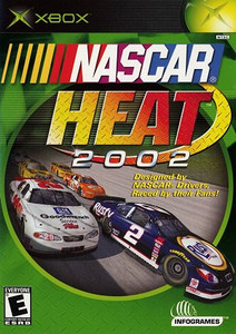 Nascar Heat 2002 - Xbox Game