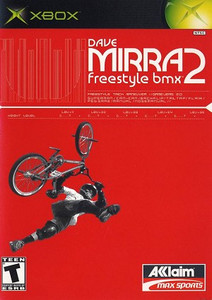 Dave Mirra Freestyle BMX 2 - Xbox Game