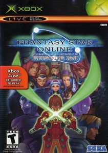 Phantasy Star Online: Episode I & II - Xbox Game