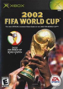 2002 Fifa World Cup Soccer - Xbox Game