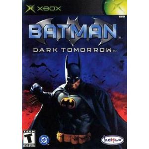 Batman: Dark Tomorrow - Xbox Game
