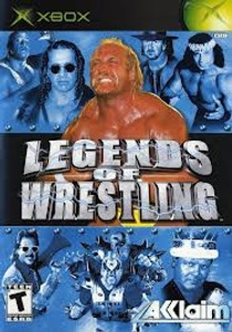 Legends of Wrestling - Xbox Game