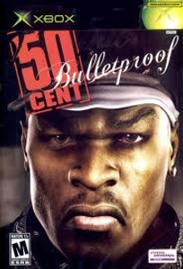 Bullet Proof 50 Cent - Xbox Game