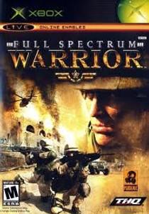 Full Spectrum Warrior - Xbox Game