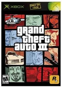Grand Theft Auto IIl - Microsoft Xbox Game